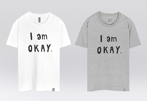 I am okay + I am okay (set)