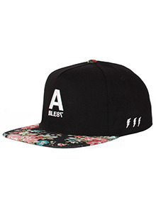 A-TOWER SNAPBACK(ROSE FLOWER)